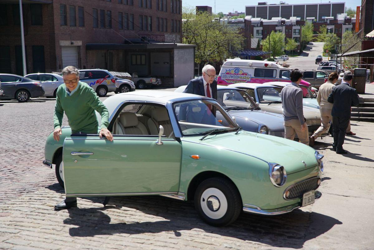 Virginia Car Collection Catches Eye Of Bill Gates Warren