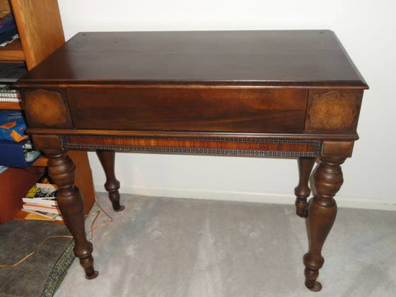 Antiques Amp Collectibles Spinet Desk Is Furniture With A