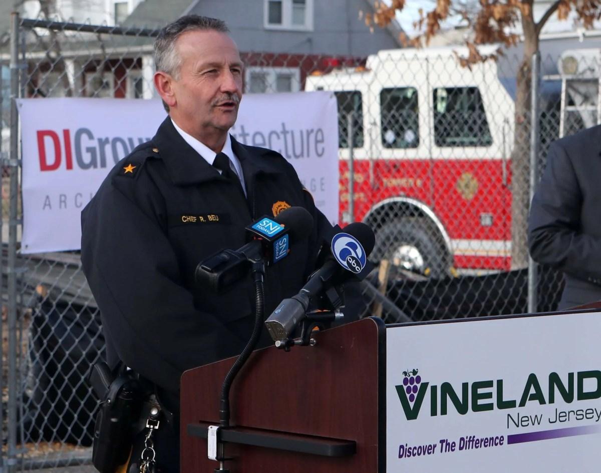 Vineland breaks ground on new $20 million police station ...