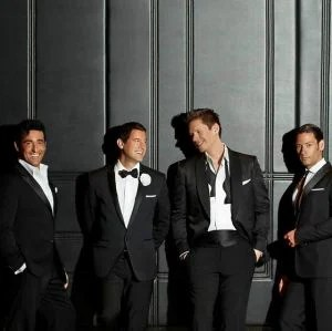5 Questions with operatic pop quartet Il Divo