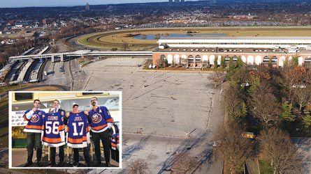 Islanders Bringing Nhl To Belmont Park 1 Queens