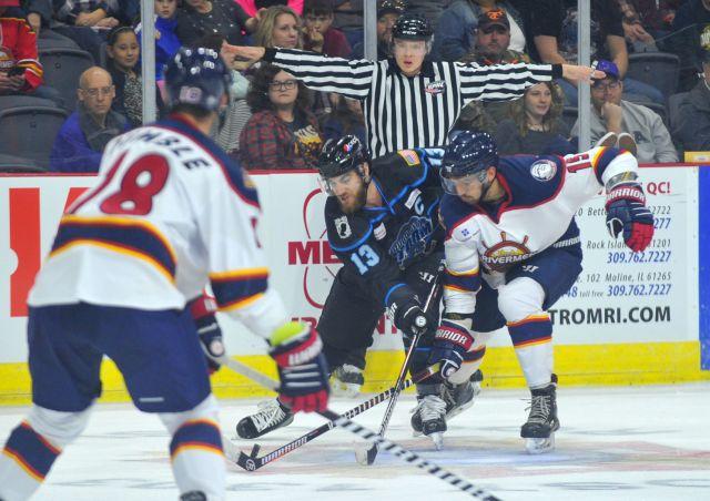 Team-first Olivieri embracing life as Storm captain | Quad-City Storm Hockey  | qctimes.com