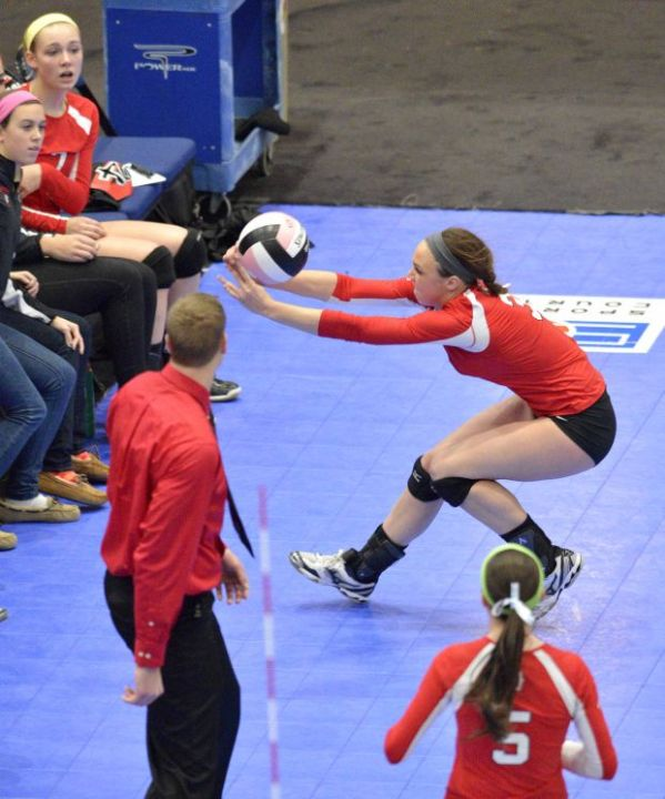Assumption takes step forward at state with five-set win ...