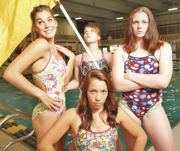 Bettendorf Girls Swim Team Finds Right Mix High School