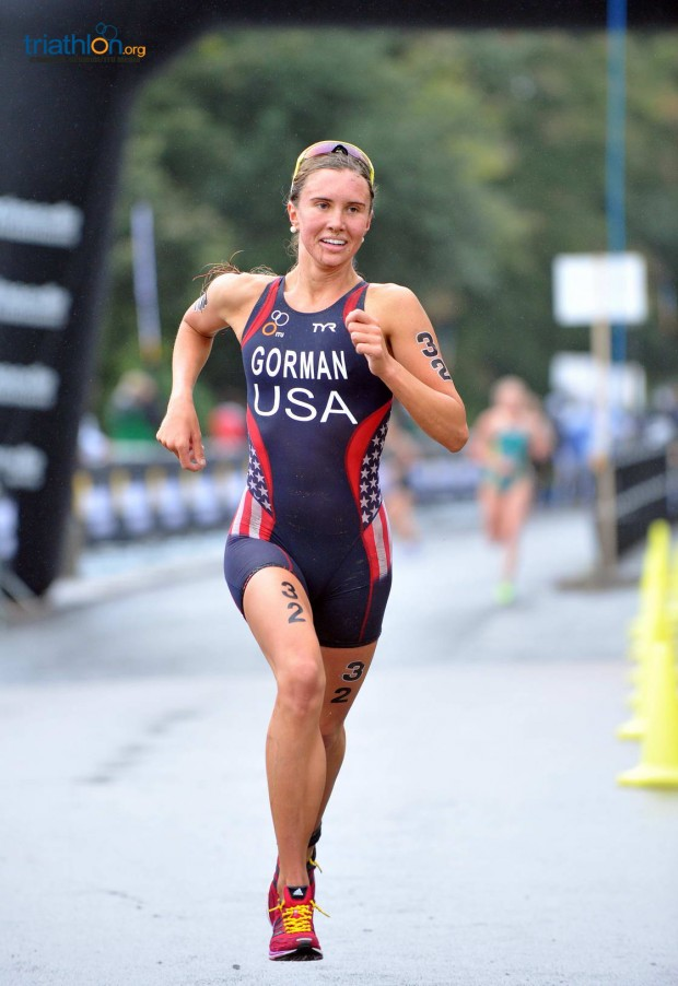 Rapid Citys Tamara Gorman Wins Triathlon World Championship