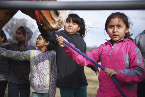 South Dakota reservation school takes new learning ...