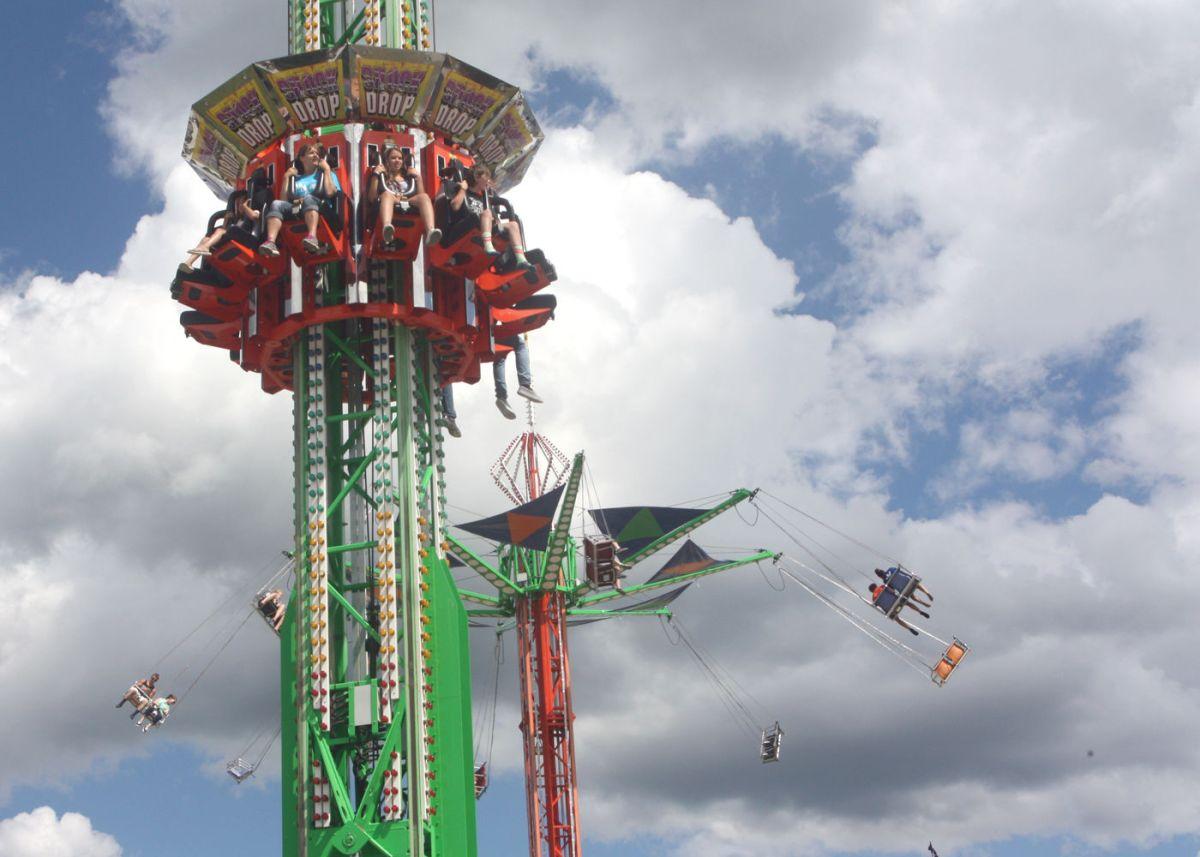 Cattaraugus County 4 H Fair