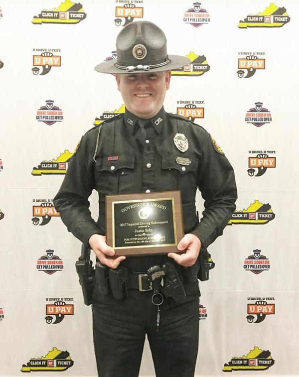 Law enforcement officers, agencies honored for impaired ...