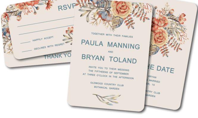Etiquette Of Wedding Invitations