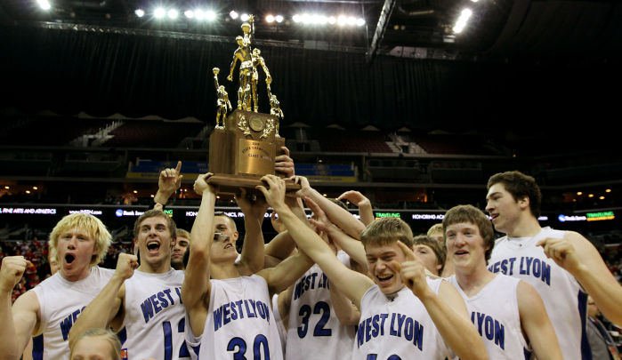 West Lyon Wins State Title In Dominating Fashion High School