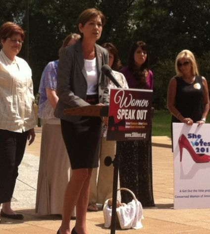 Sioux City rally urges voters to support anti-abortion ...