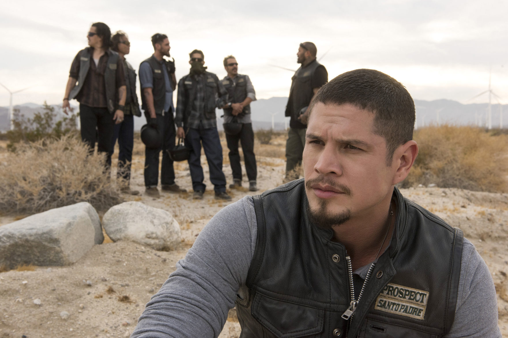 A new  son  rises  J D  Pardo stars in  Sons of Anarchy  spinoff     JD Pardo plays an ex con about to join a motorcycle gang in the new series   Mayans M C