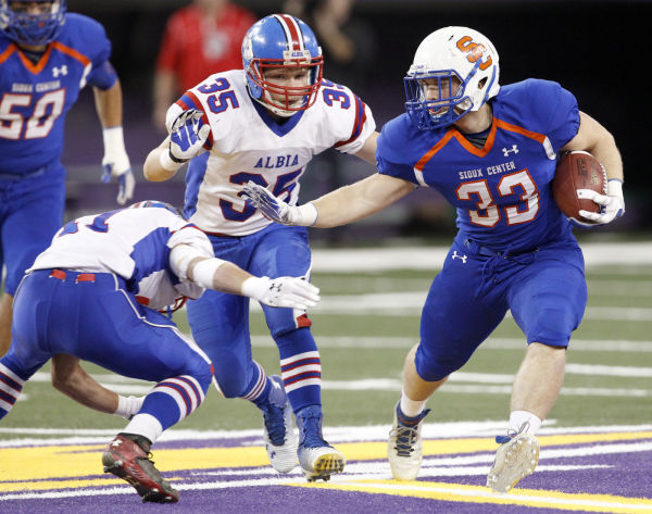 Image result for sioux center football