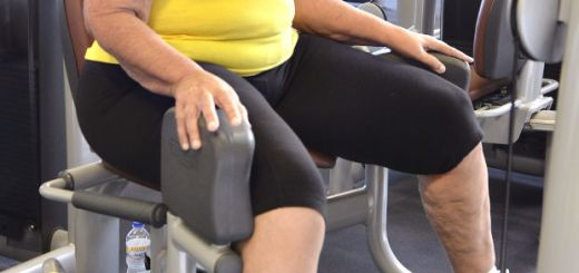 Exercise Weight Loss Help Sioux City Woman Battle Third