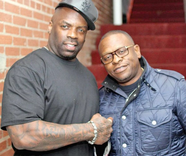 Swag Snap of the Week: T.K. Kirkland and Scarface | Partyline | stlamerican.com