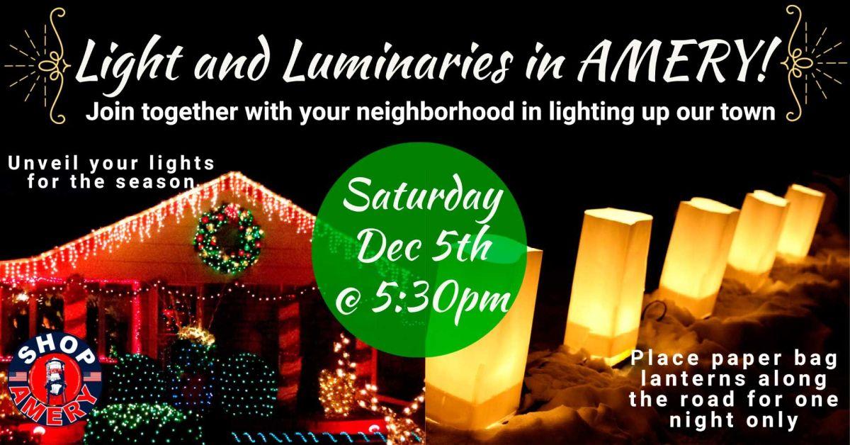 Let your lights shine | News | theameryfreepress.com