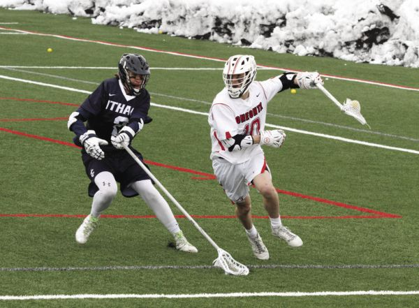 O-State men's lacrosse falls to No. 13 Ithaca College ...