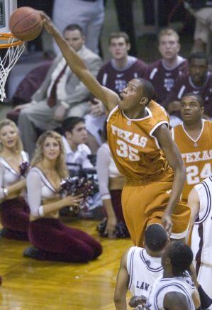 Texas A&M vs. Texas basketball, 2007 | Aggiesports | theeagle.com