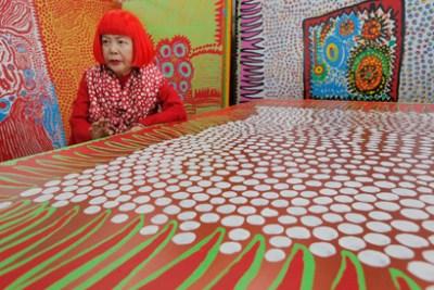 Image result for polka dots artist