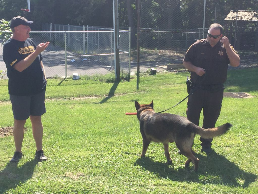 Event Helps Raise Funds For New County Drug Dog