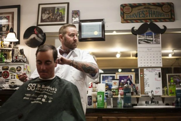 Jacksons Whiskey Barber Is About More Than Just A Cut