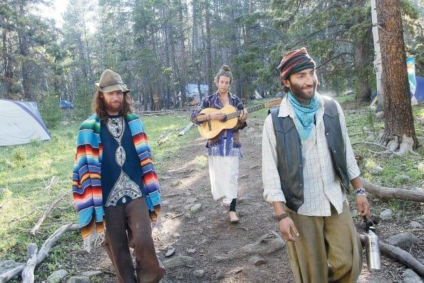 Rainbow Family Gathering Draws Diverse Group Wyoming