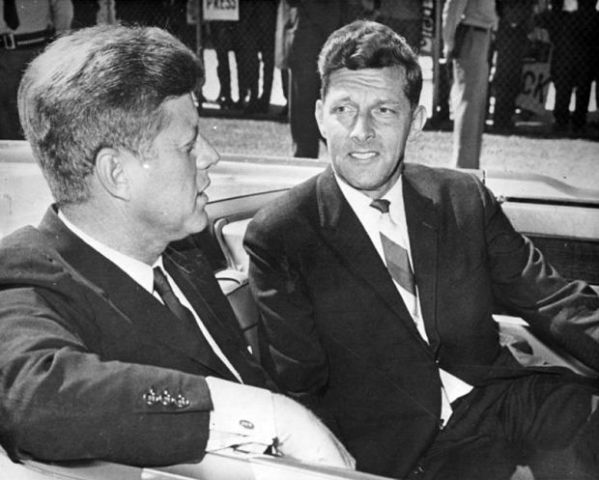 JFK assassination: President's death hit close to home in ...