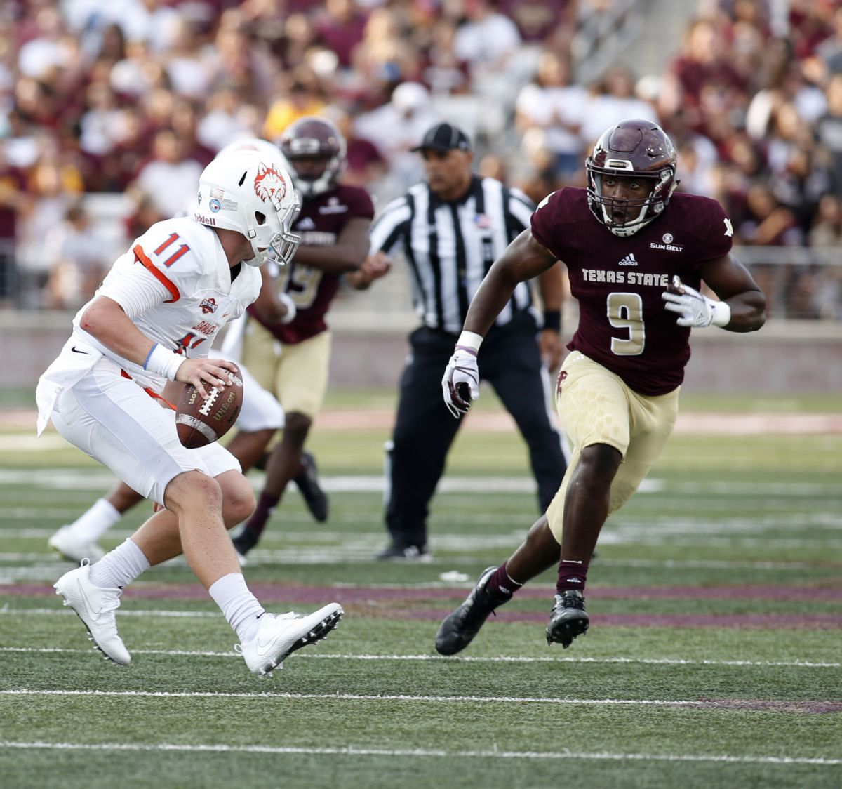 The Other Side: Q&A with Texas State beat writer Nick ...