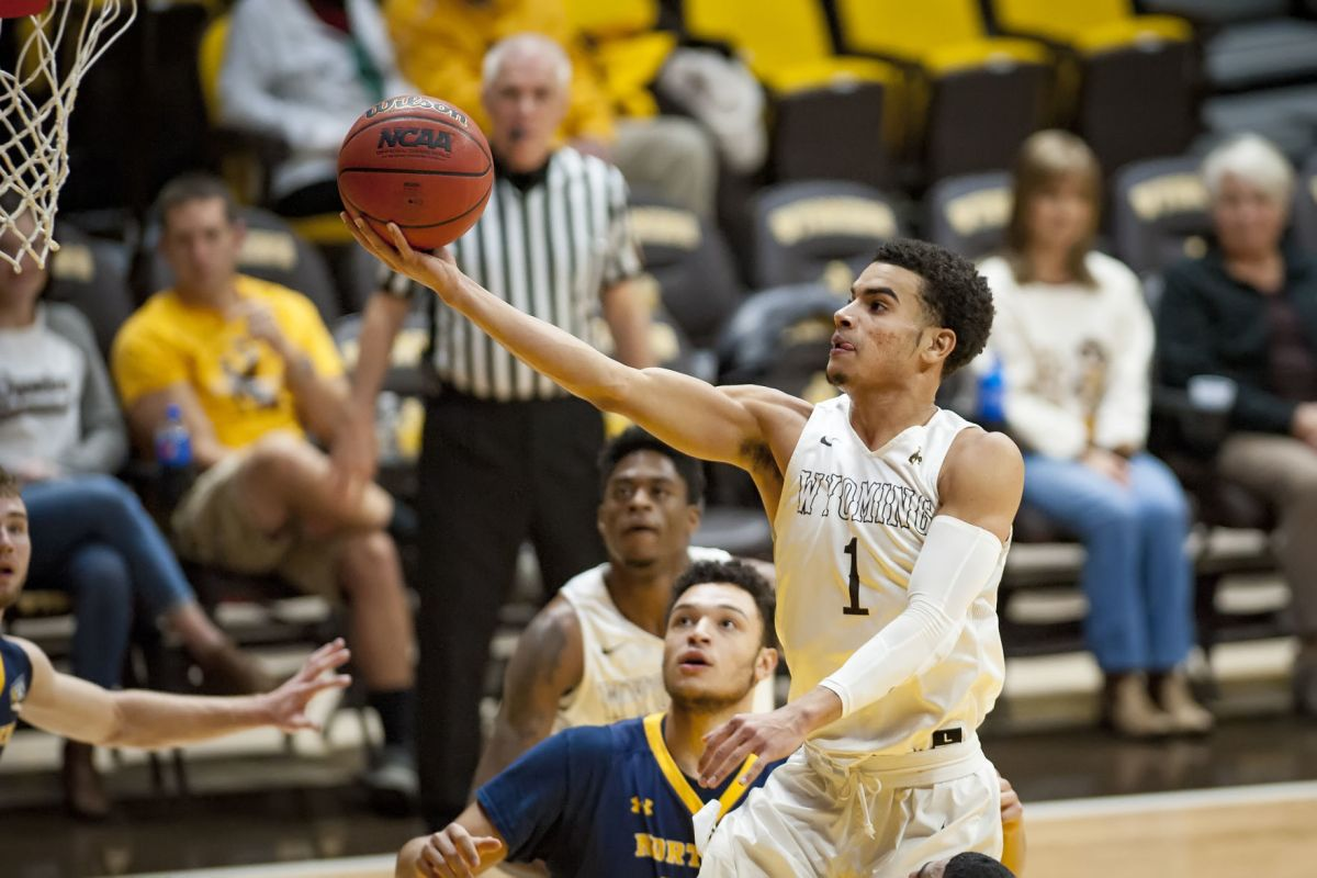 Wyoming men's basketball drops first home game of season ...