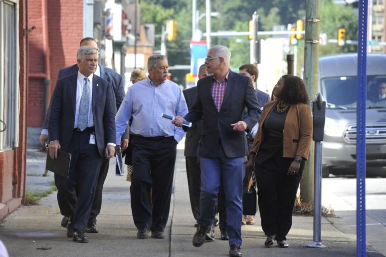 Patrick Harker   Johnstown's development efforts show power of collaboration