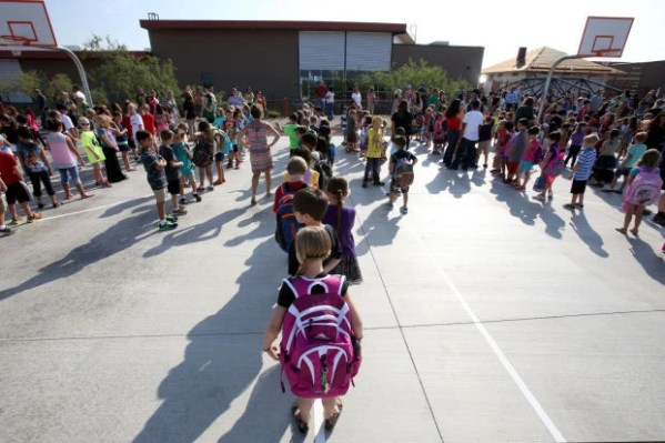 Photos: Back to school in Vail | Local news | tucson.com