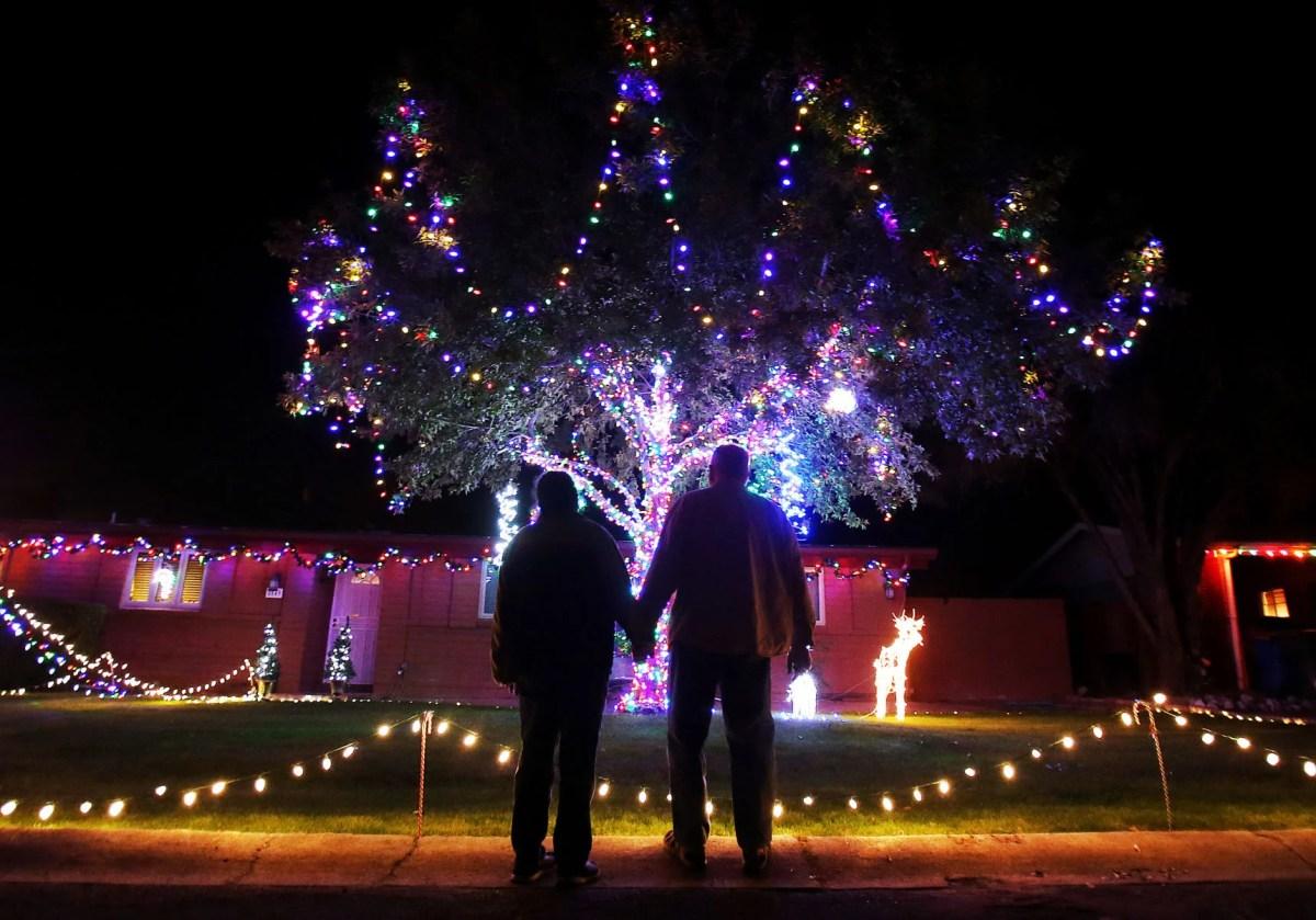 Zoo Lights Tucson Az