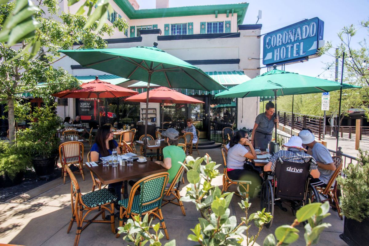 Best Restaurants Downtown Tucson