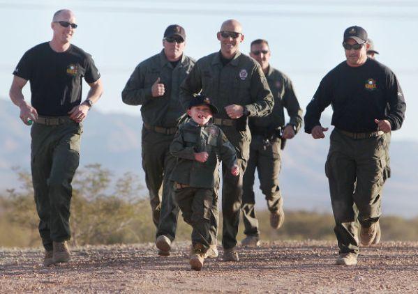 Photos: Meet Moses Thompson, 'SWAT Kid' | Local news ...