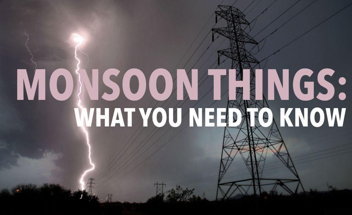Taking Shower Thunderstorm