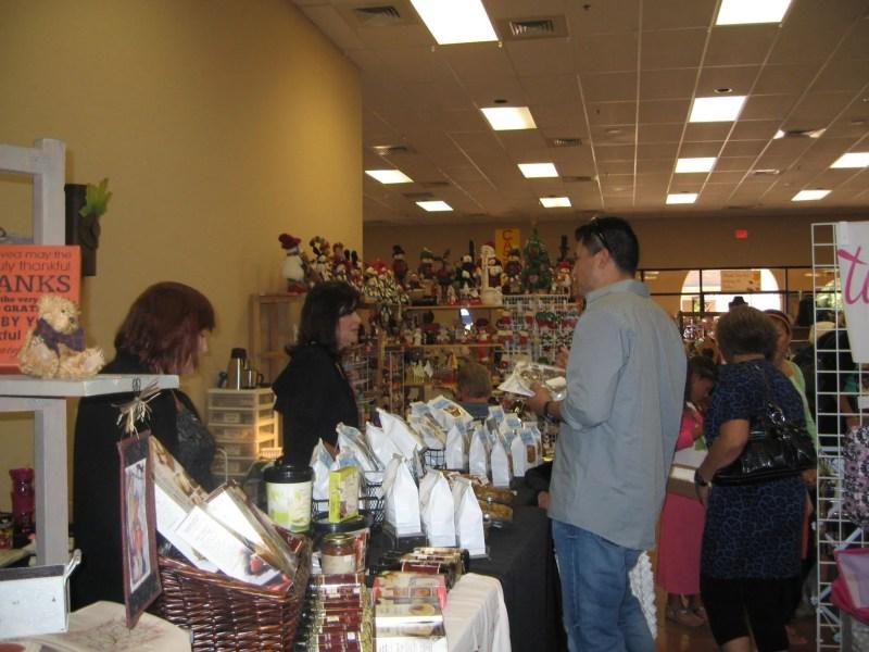 Fall Arts And Crafts Boutique At Corpus Christi Catholic Church