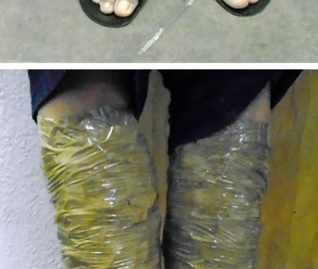Border Busts Woman Wrapped Legs With Meth Teen Hid Heroin In Bra