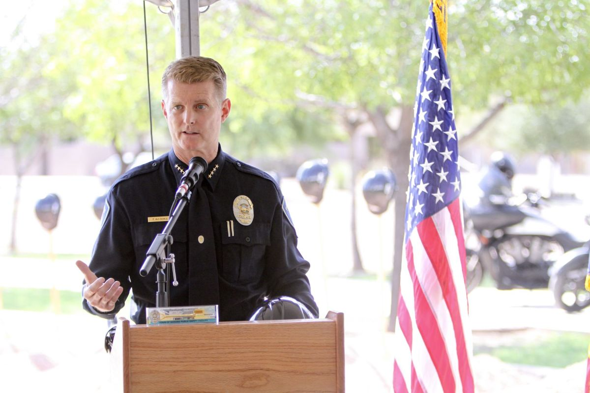 Town Breaks Ground On New Police Facility