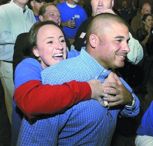Reyna unseats Segrest as McLennan County DA   Latest Headlines    wacotrib.com