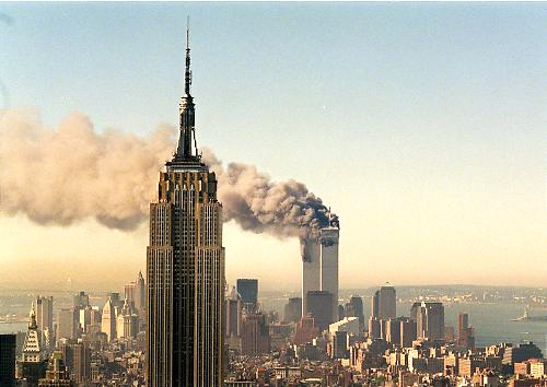 Images of Sept. 11, 2011 and the aftermath