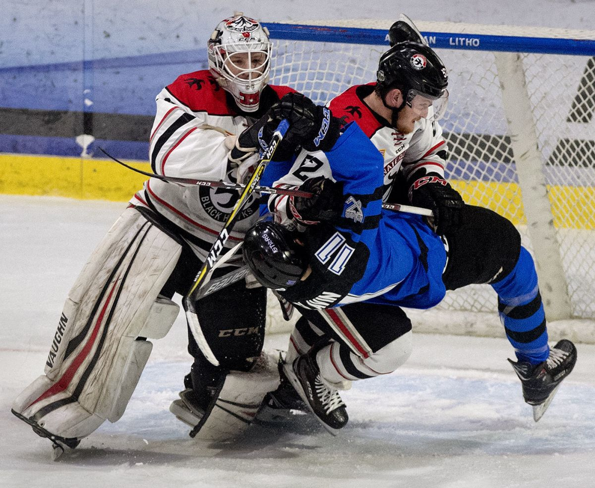 Clark Cup playoffs: Cates lifts Waterloo to series lead ...