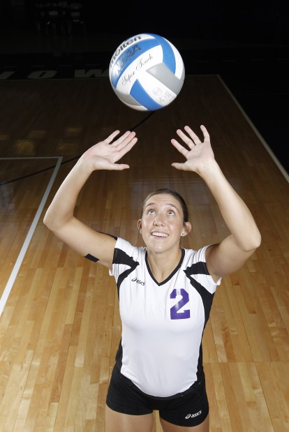 Bre Payton Is UNIs Ace In The Pocket Volleyball