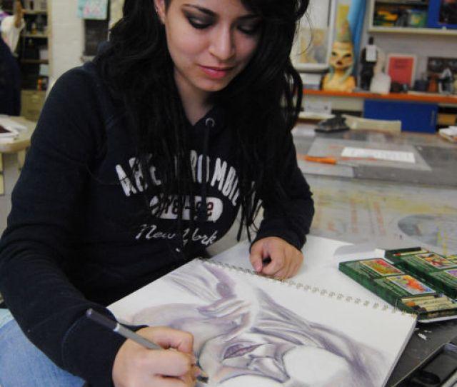 Ap Studio Art Program Helps Mold Students Into Mature Artists