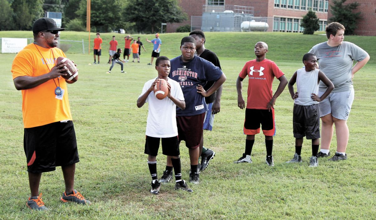 Drills now underway for fall sports teams | Prep Sports ...