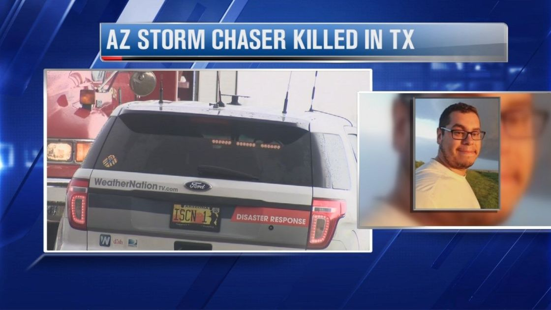The danger of livestreaming, chasing storms | Weather Blog ...