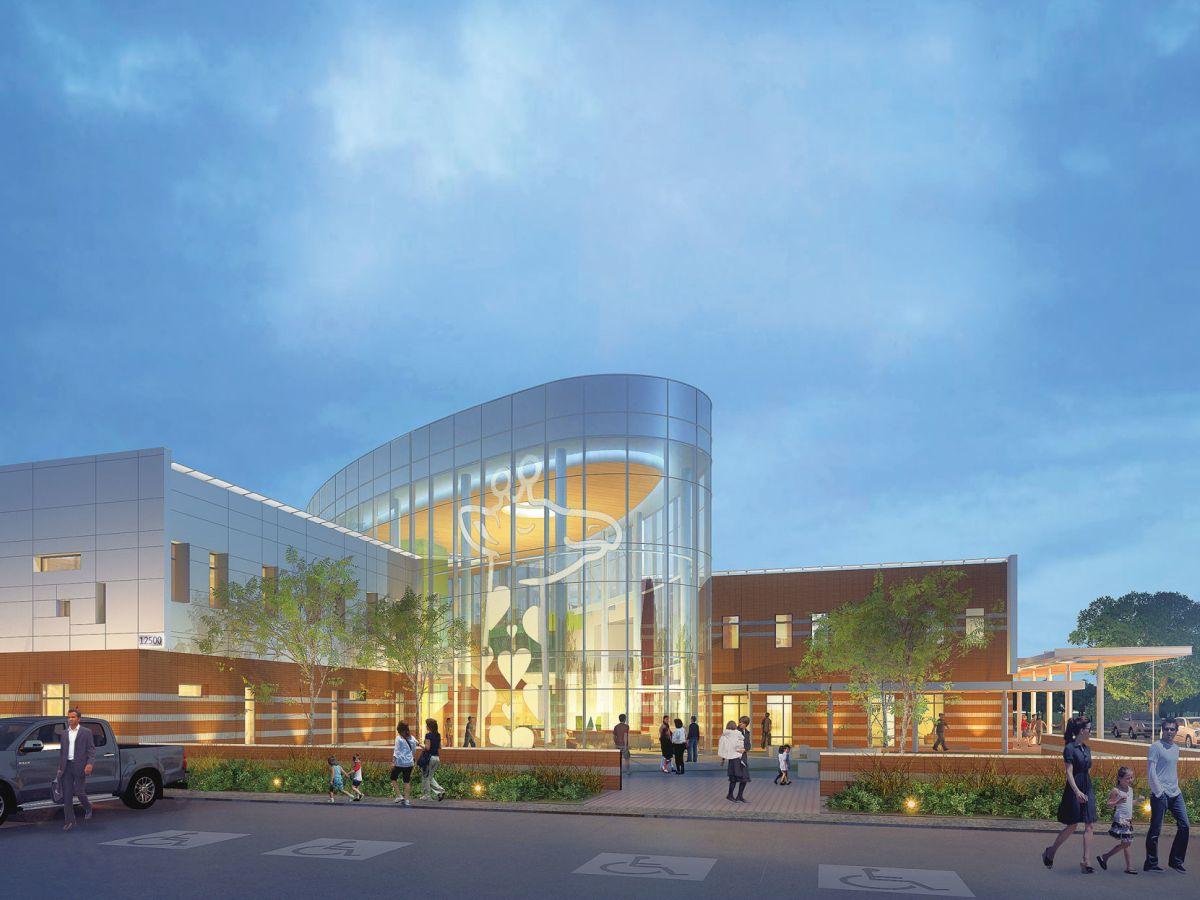 New Bakersfield Valley Children's center set to open Oct ...