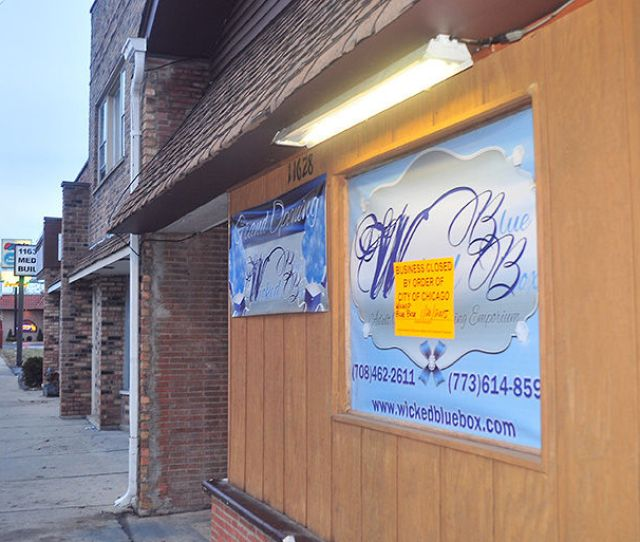 A Business At 11628 S Western Ave That Describes Itself As An Adult Novelty And Training Emporium Has Been Shut Down By The City