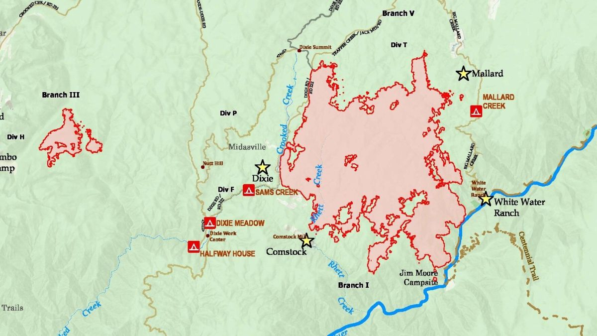 04/08/2021· the pioneer fire was detected on july 29, 2021 at 1:40pm on idaho department of lands the fire is 2 miles north of priest river, idaho and is burning in steep terrain comprised of light logging slash and mixed conifer timber. Dixie Fire Now Over 19 000 Acres Still 0 Contained Idaho Bigcountrynewsconnection Com