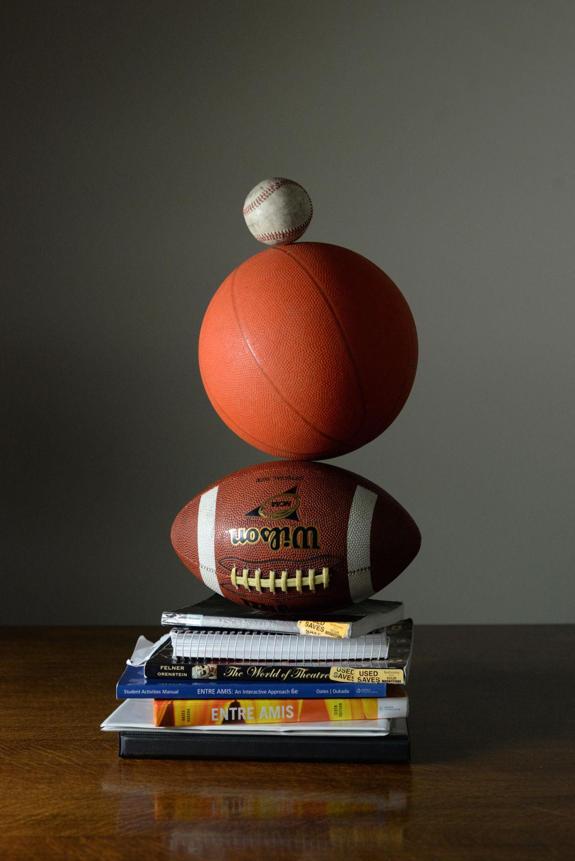Advisors Help Athletes Stay In Academic Shape