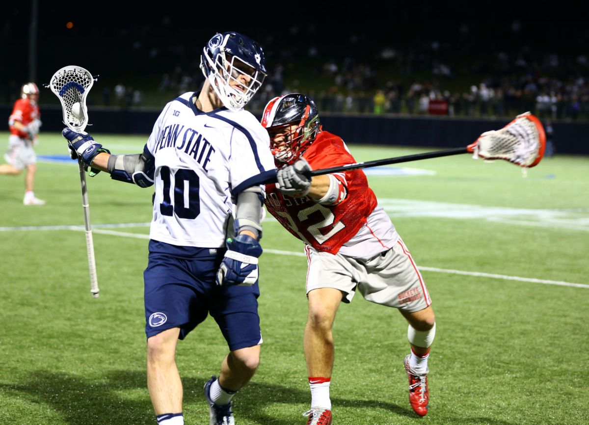 Two former Penn State men's lacrosse players selected in ...